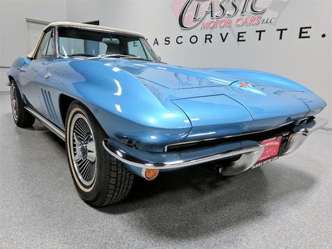 1965 Chevrolet Corvette  | Lubbock, Texas | Classic Motor Cars in Lubbock, Texas