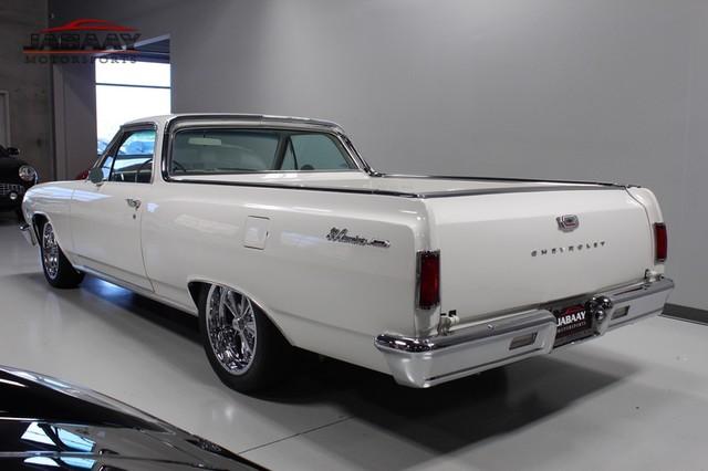 1965 Chevrolet El Camino Merrillville, Indiana 2
