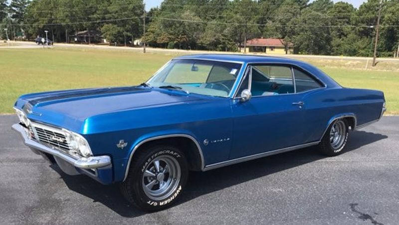 1965 Chevrolet IMPALA Coupe  in Hope Mills, NC