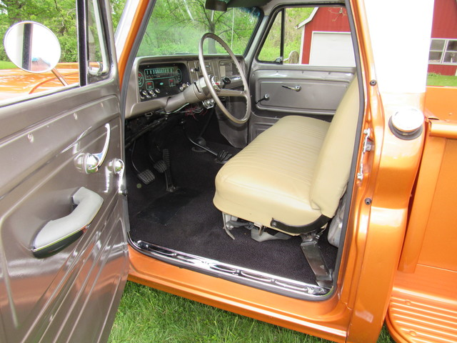 1965 Chevrolet K10 4x4  St Charles Missouri  Schroeder Motors  in St. Charles, Missouri