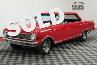 1965 Chevrolet NOVA SS! RESTORED! V8 4-SPEED MUST SEE | Denver, CO | Worldwide Vintage Autos in Denver CO