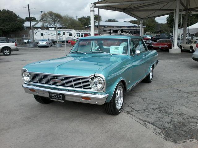 1965 Chevrolet Nova SS 283 v8 San Antonio, Texas 7