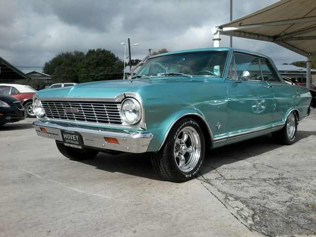 1965 Chevrolet Nova SS 283 v8 San Antonio, Texas 3