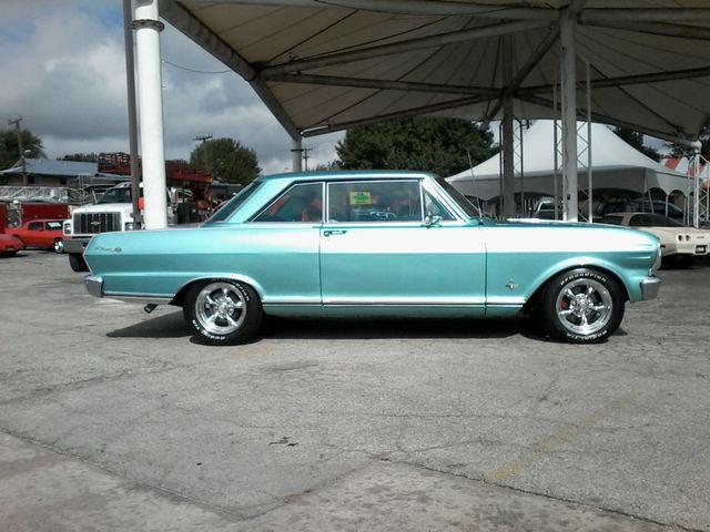 1965 Chevrolet Nova SS 283 v8 San Antonio, Texas 2