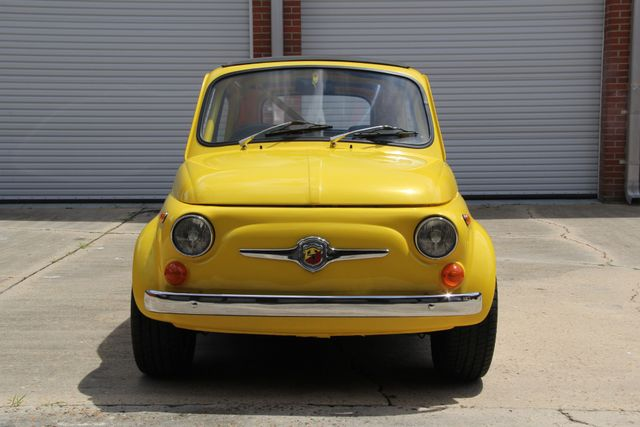 1965 Fiat ABARTH 695 Jacksonville , FL 7