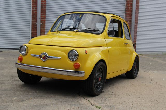 1965 Fiat ABARTH 695 Jacksonville , FL 38