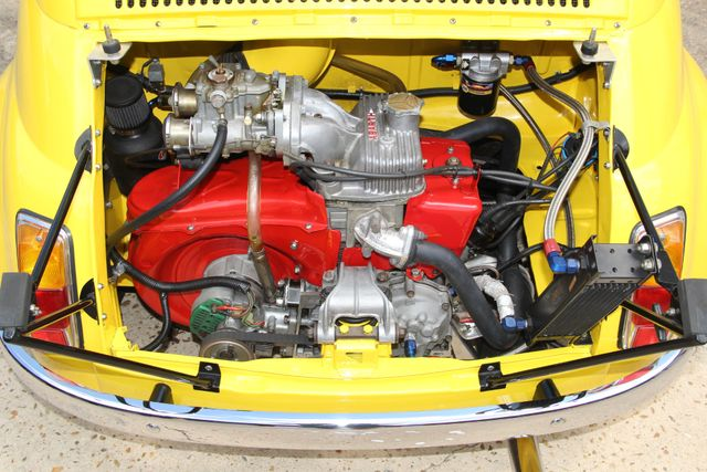 1965 Fiat ABARTH 695 Jacksonville , FL 17