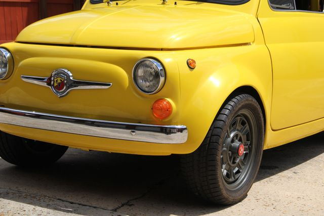 1965 Fiat ABARTH 695 Jacksonville , FL 10