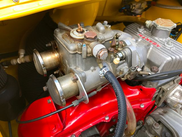 1965 Fiat ABARTH 695 Jacksonville , FL 18