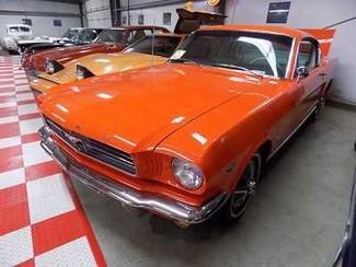1965 Ford 2+2 Mustang - Utah Showroom Newberg, Oregon