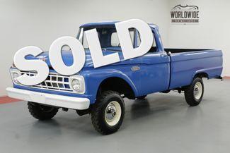 1965 Ford F100 in Denver CO