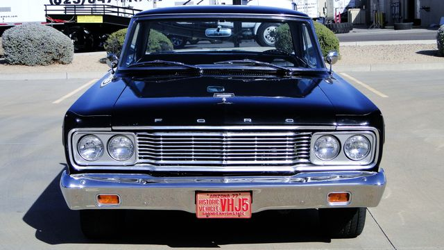 1965 Ford FAIRLANE 500 289 MANUAL TRANS  FACTORY A/C Phoenix, Arizona 22