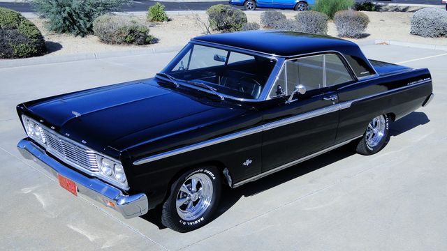 1965 Ford FAIRLANE 500 289 MANUAL TRANS  FACTORY A/C Phoenix, Arizona 3