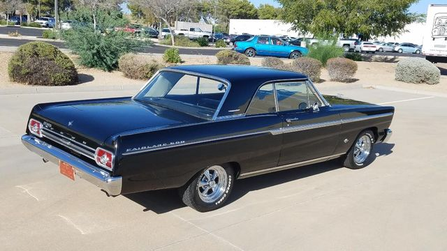1965 Ford FAIRLANE 500 289 MANUAL TRANS  FACTORY A/C Phoenix, Arizona 6