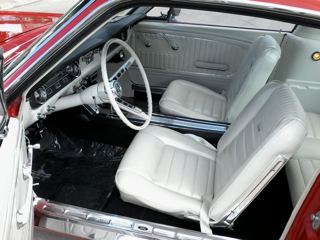 1965 Ford Mustang Fast Back  Nice  restoration San Antonio, Texas 11