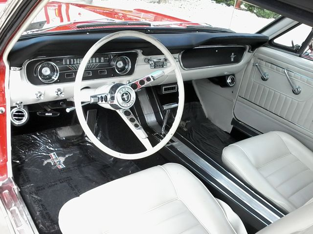 1965 Ford Mustang Fast Back  Nice  restoration San Antonio, Texas 15