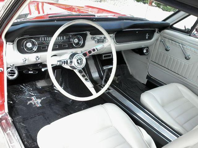 1965 Ford Fast Back  Nice  restoration San Antonio, Texas 15