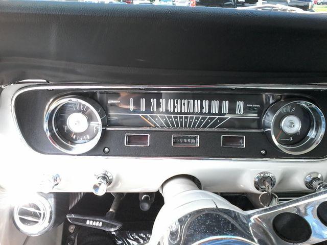 1965 Ford Fast Back  Nice  restoration San Antonio, Texas 17