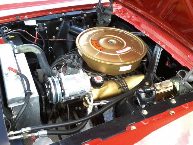 1965 Ford Fast Back  Nice  restoration San Antonio, Texas 31
