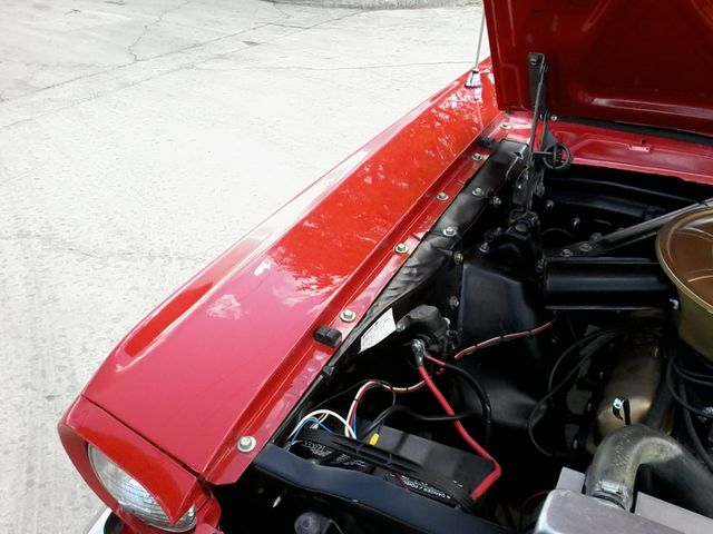 1965 Ford Fast Back  Nice  restoration San Antonio, Texas 35