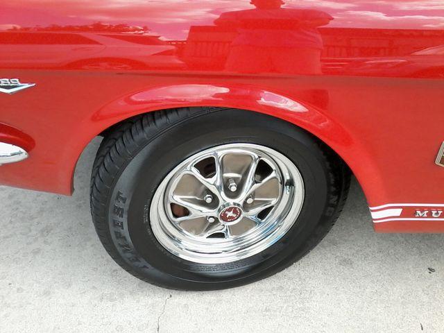 1965 Ford Fast Back  Nice  restoration San Antonio, Texas 38