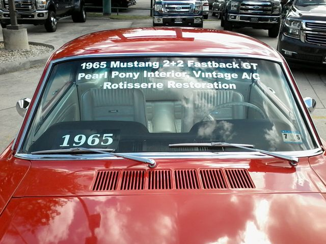 1965 Ford Mustang Fast Back  Nice  restoration San Antonio, Texas 26