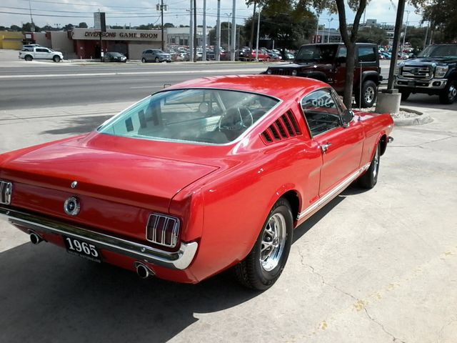 1965 Ford Fast Back  Nice  restoration San Antonio, Texas 5