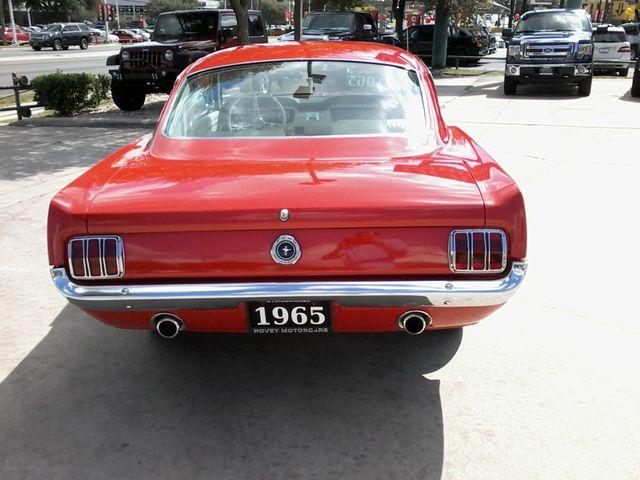 1965 Ford Fast Back  Nice  restoration San Antonio, Texas 6