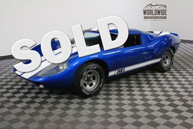 1965 Ford GT40 REPLICA AMERICAN RACE HISTORY TRIBUTE | Denver, Colorado | Worldwide Vintage Autos