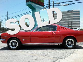 1965 Ford MUSTANG  289 V8  FASTBACK 2+2 San Antonio, Texas