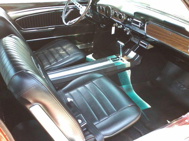 1965 Ford MUSTANG  289 V8  FASTBACK 2+2 San Antonio, Texas 15