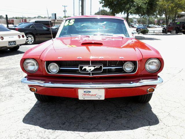 1965 Ford MUSTANG  289 V8  FASTBACK 2+2 San Antonio, Texas 2