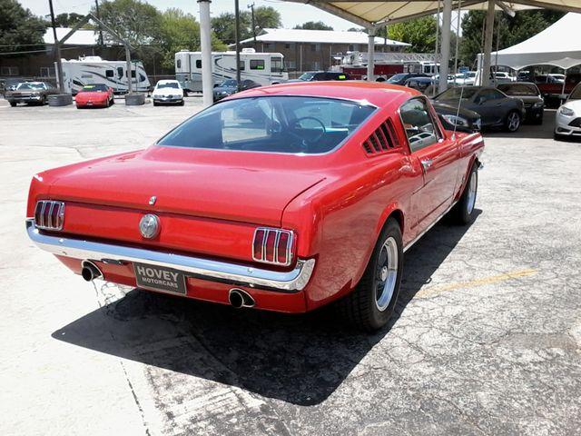 1965 Ford MUSTANG  289 V8  FASTBACK 2+2 San Antonio, Texas 5