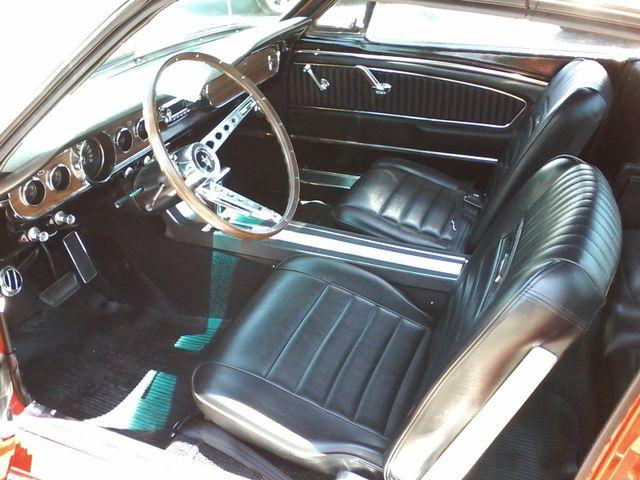 1965 Ford MUSTANG  289 V8  FASTBACK 2+2 San Antonio, Texas 12