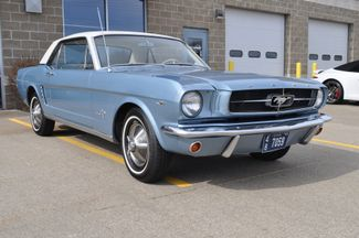 1965 Ford Mustang Bettendorf, Iowa 2