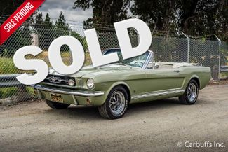 1965 Ford Mustang Convertible | Concord, CA | Carbuffs in Concord