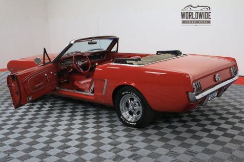 1965 Ford MUSTANG CONVERTIBLE MANUAL V8 | Denver, Colorado | Worldwide Vintage Autos in Denver, Colorado