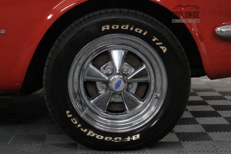 1965 Ford MUSTANG CONVERTIBLE MANUAL V8 | Denver, Colorado | Worldwide Vintage Autos in Denver, Colorado