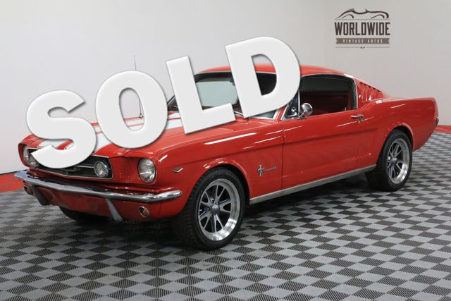 1965 Ford MUSTANG FASTBACK AC AUTO  | Denver, Colorado | Worldwide Vintage Autos