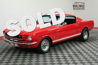 1965 Ford MUSTANG FASTBACK 2+2 WILWOOD DISC BRAKES 4 SPEED | Denver, CO | WORLDWIDE VINTAGE AUTOS in Denver CO