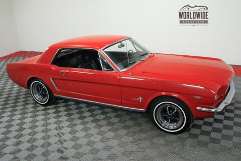 1965 Ford MUSTANG RESTORED V8 POWERED AUTO MUST SEE | Denver, CO | Worldwide Vintage Autos in Denver, CO