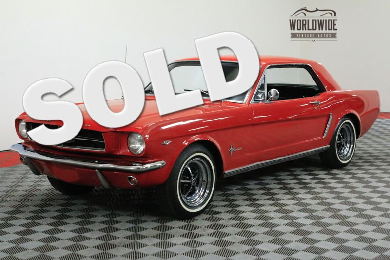 1965 Ford MUSTANG RESTORED V8 POWERED AUTO MUST SEE | Denver, CO | Worldwide Vintage Autos