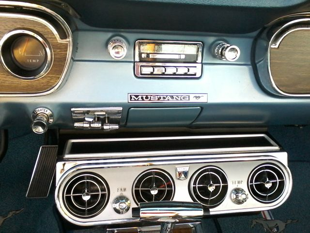 1965 Ford Mustang GT Tribute Convertible San Antonio, Texas 24