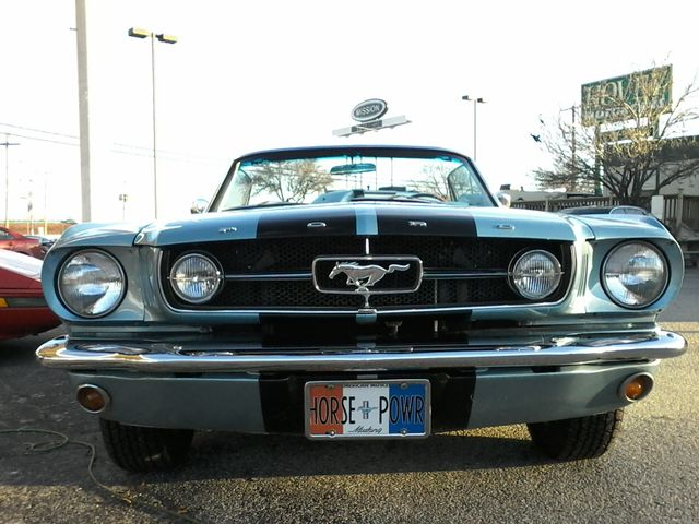 1965 Ford Mustang GT Tribute Convertible San Antonio, Texas 12
