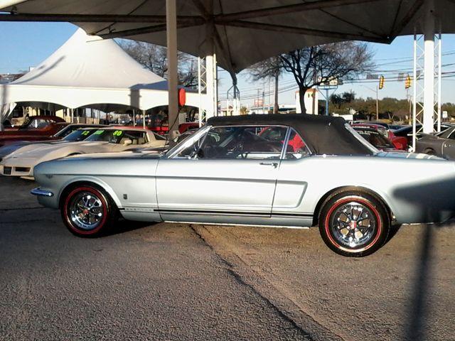 1965 Ford Mustang GT Tribute Convertible San Antonio, Texas 8