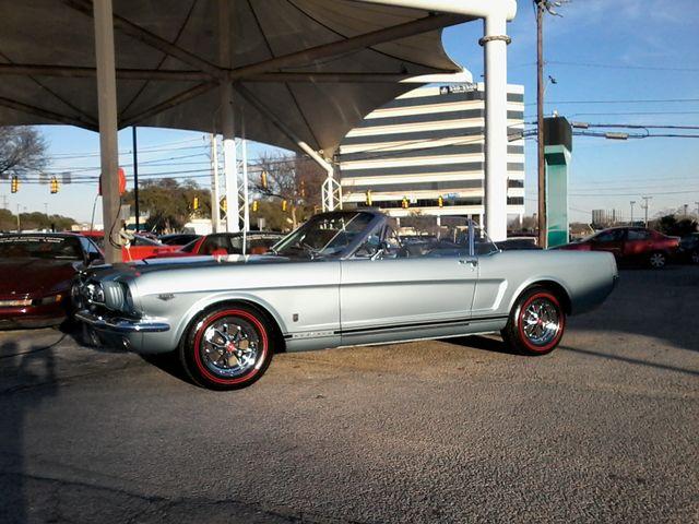 1965 Ford Mustang GT Tribute Convertible San Antonio, Texas 4