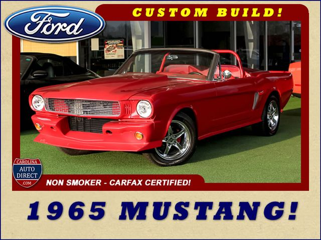 1965 Ford Mustang - CUSTOM BUILD! Mooresville , NC 0