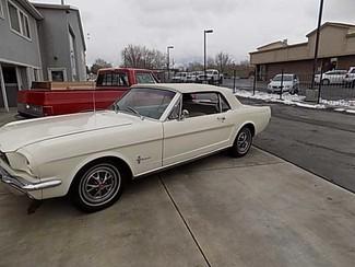 1965 Ford Mustang - Utah Showroom Newberg, Oregon