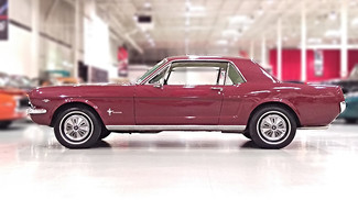"1965 Ford MUSTANG 289 4BBL ""A"" CODE COUPE Phoenix, Arizona"