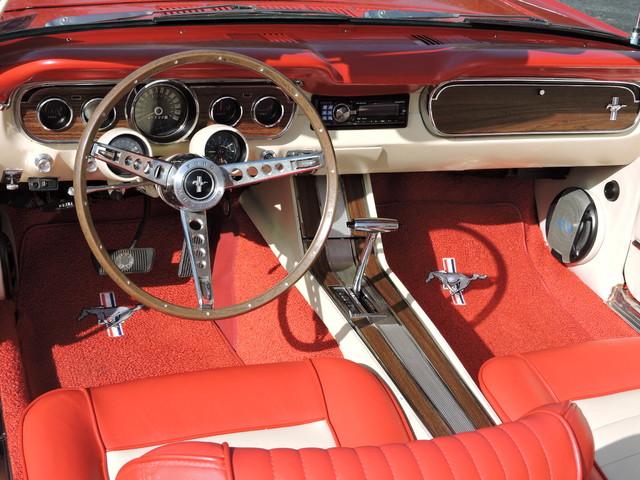 1965 Ford MUSTANG GT RedLineMuscleCars.com, Oklahoma 5